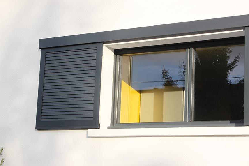les projets pereira architectes. Black Bedroom Furniture Sets. Home Design Ideas
