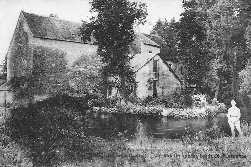 Moulin de Francorville