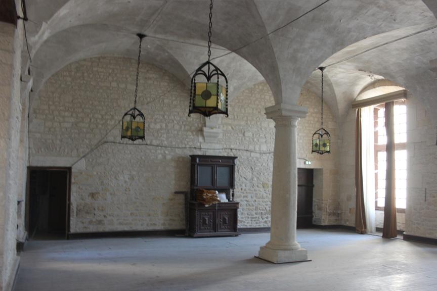 Salle capitulaire de Saint-Maixent-L'Ecole