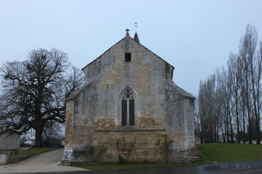 Eglise Notre-Dame de Melleran
