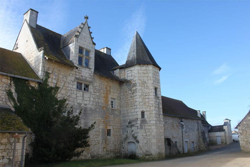 Prieuré de Vernoil-le-Fourrier