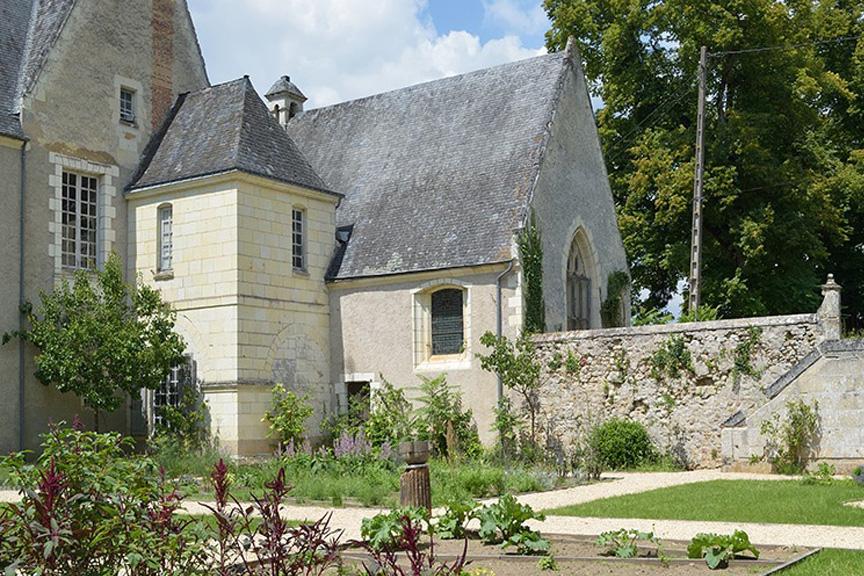 Chapelle du Château de Gizeux